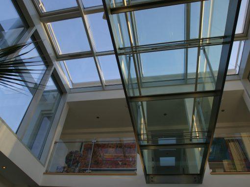 Atrium-Wohnhaus – Niederösterreich, 2001