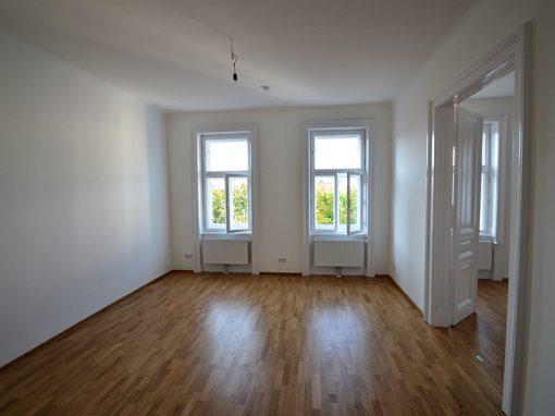 Wohnungssanierung – Wien, 2018