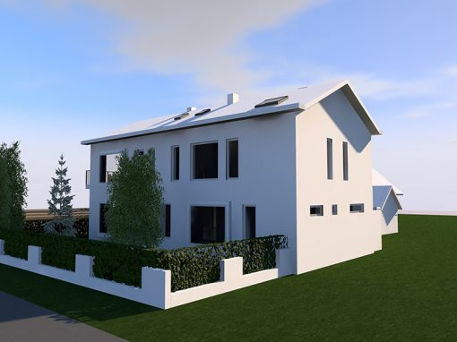 Einfamilienhaus – Marjeta 2019