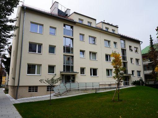 Fassaden Sanierung – Wien, 2013